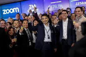 Fundador de las video conferencias Zoom en lista de multimillonarios Forbes