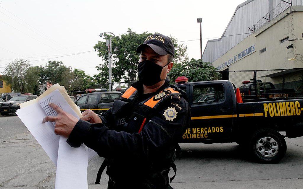 IGSS: 66 agentes de la Policía Nacional Civil están contagiados de coronavirus