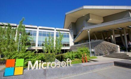 Microsoft anunció el cierre de sus tiendas físicas