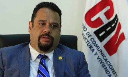 Exministro del CIV no tiene orden de captura por caso Libramiento Chimaltenango