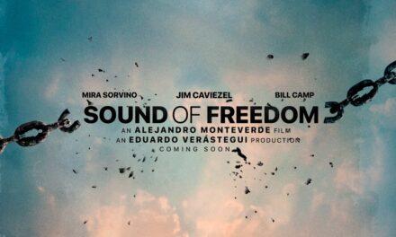 Eduardo Verástegui lanza el tráiler de su más reciente película Sound of Freedom