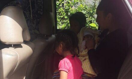 La PGN rescata a cuatro niñas por maltrato infantil en San Juan Sacatepéquez
