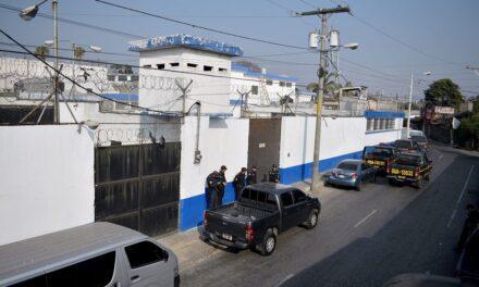 Requisan el centro correccional Las Gaviotas por la muerte de un adolescente