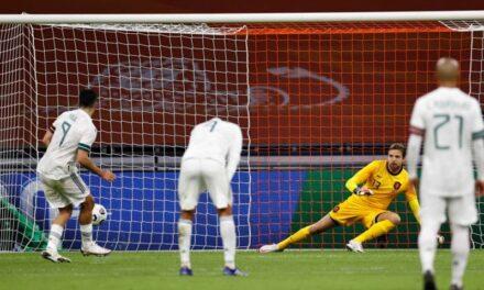 ¡No fue penal! México derrota 1-0 a Holanda