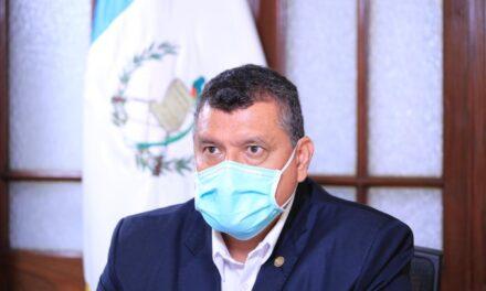 Vicepresidente Castillo rechaza reunión con el delegado de la OEA