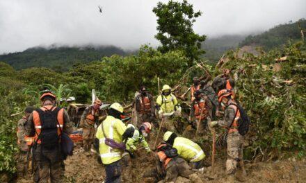 Se reportan 33 muertes y 103 personas desaparecidas por Eta en Guatemala