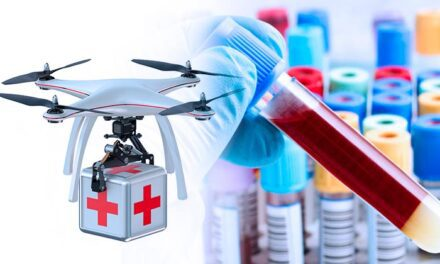 Los drones son el nuevo método para llevar medicina a lugares remotos