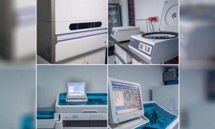 Hospital de Villa Nueva adquiere un MagNa Pure 96 para pruebas rápidas de coronavirus