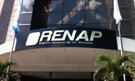Renap reforma su reglamento de Organización y Funciones
