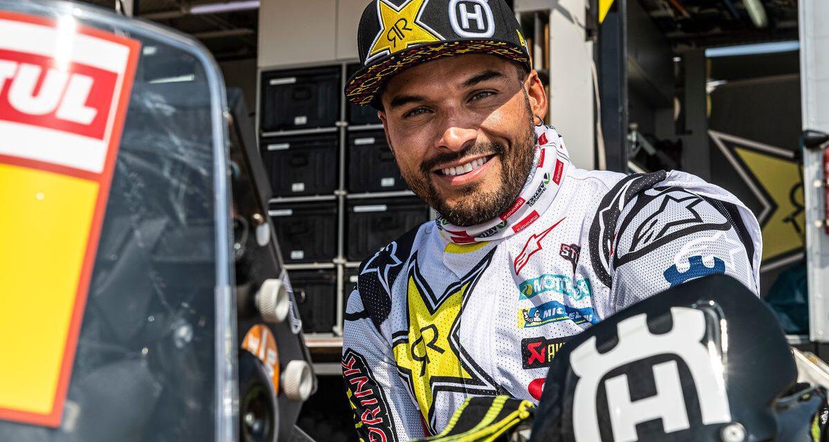 El chileno Pablo Quintanilla clasifica en la segunda etapa del Rally Dakar  - CentraNews