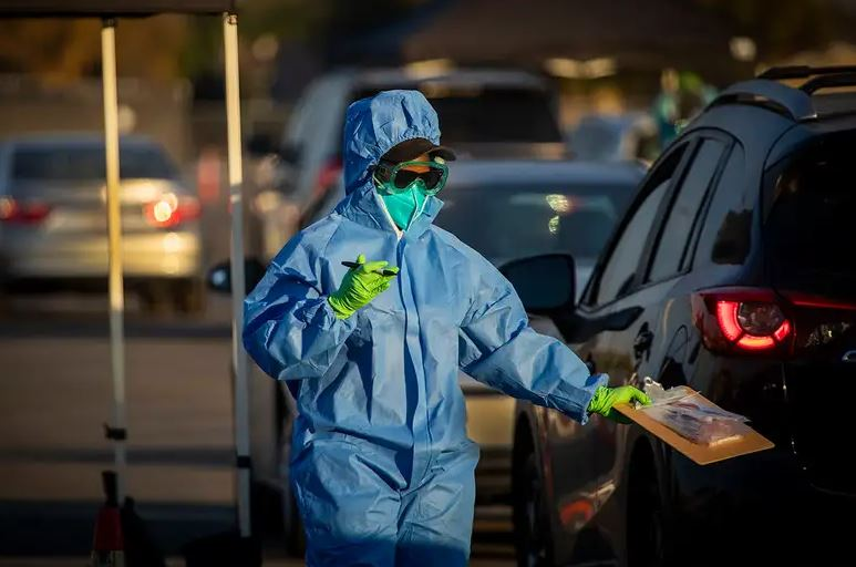 Dos variantes de coronavirus se han fusionado