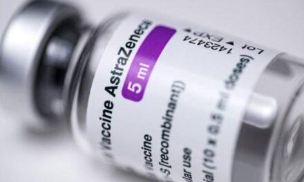 OMS recomienda seguir vacunando con vacuna de AstraZeneca