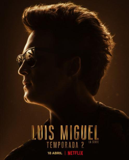 Lanzan el tráiler de la segunda temporada de Luis Miguel, La Serie