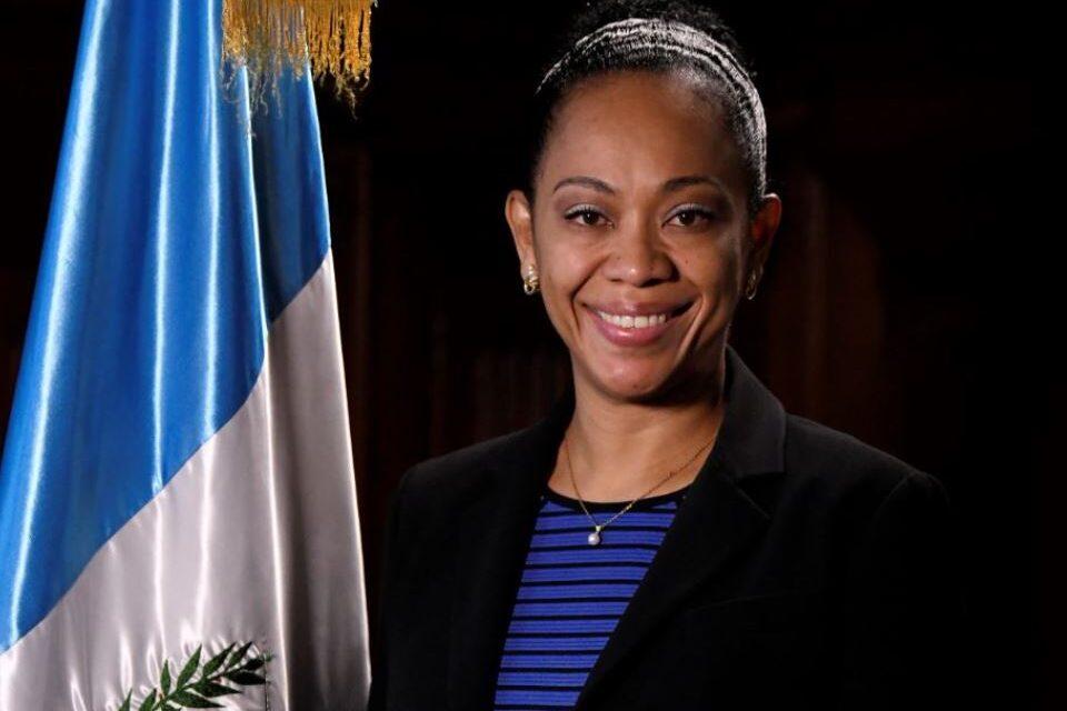 Nombran a María Consuelo Ramírez como nueva Secretaria General de la Presidencia