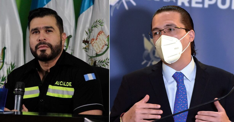 Felipe Alejos hace fuertes señalamientos en contra del alcalde Neto Bran