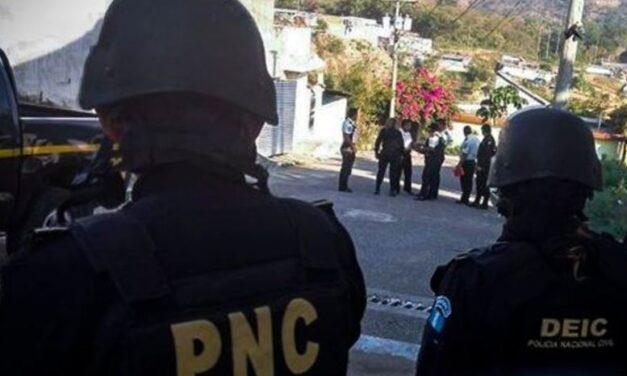 Autoridades realizan 17 allanamientos en diferentes puntos del país