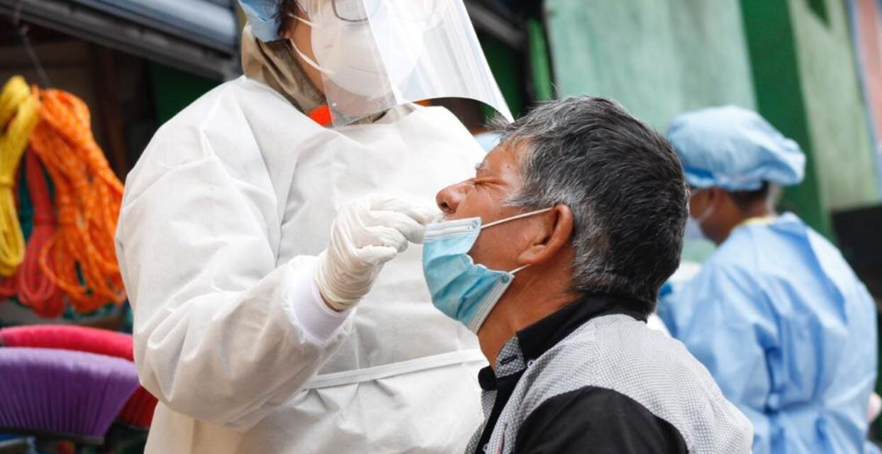 Salud reporta más de 1,000 contagios nuevos de coronavirus en el día