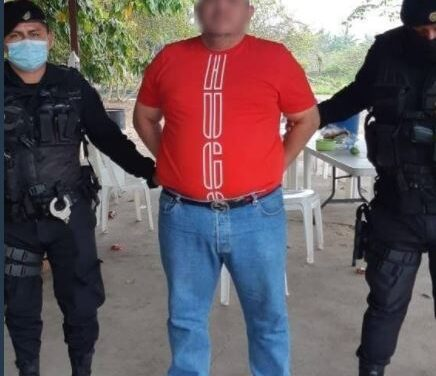 Detienen a ciudadano con fines de extradición hacia EE.UU. señalado de narcotráfico