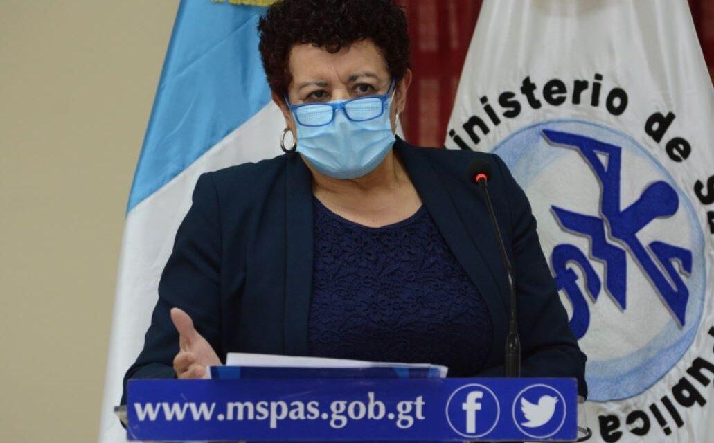 MSPAS publica listado de personas vacunadas contra el Covid-19