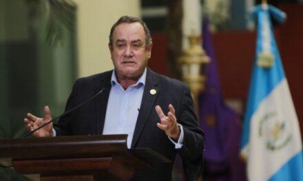 Presidente Giammattei participará en la Cumbre Iberoamericana de Jefes de Estado