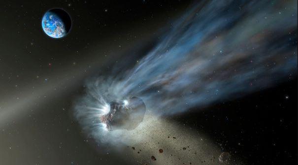 El cometa Borisov es el objeto espacial más primitivo jamás visto