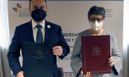 Guatemala y España firman Memorándum de Entendimiento sobre Consultas Políticas entre ambas naciones