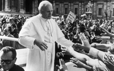 4 décadas han pasado desde el atentado contra el Papa Juan Pablo II