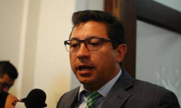 Detienen a exdiputado Julio César López