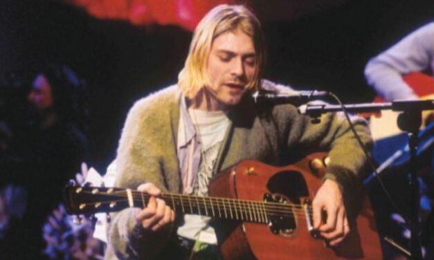 El FBI revela archivos sobre la muerte de Kurt Cobain
