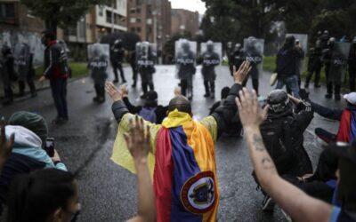 La CIDH solicita realizar visita de trabajo en Colombia tras presuntas violaciones de derechos humanos