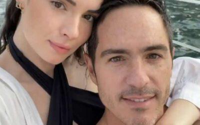 Mauricio Ochmann comparte paseo en yate con hermosa modelo