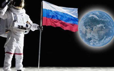 Rusia cancela los planes para una misión tripulada a la Luna